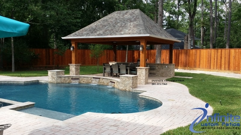 Outdoor Living Spaces s Custom Patios Covers